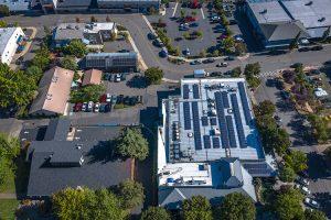 Commercial Solar Panel Installation -3