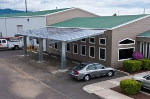 Commercial Solar Panel Installation -5