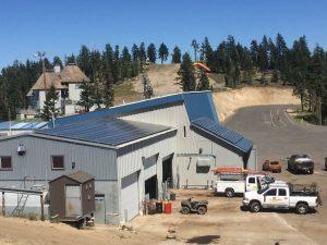 Commercial Solar Panel Installation -6