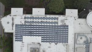 Commercial Solar Panel Installation -9