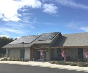 Commercial Solar Panel Installation -10