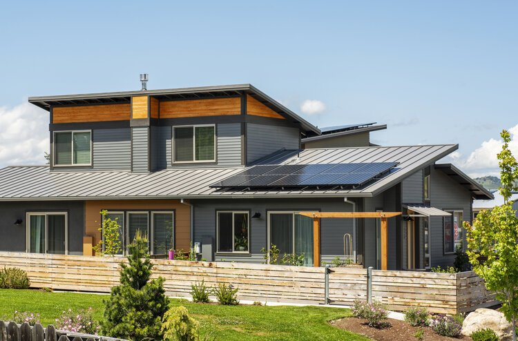 Residential Solar Panel Ashland