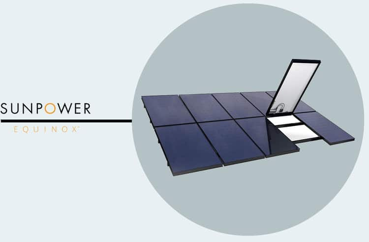 Sunpower Equinox Solar Panel