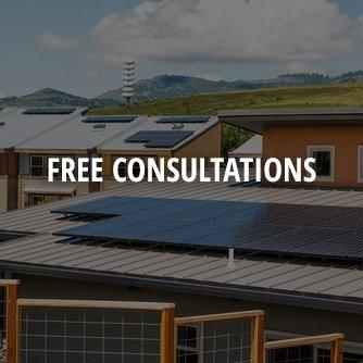 Residential Solar Free Consultation