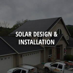 Solar Design & Installation