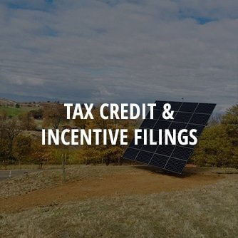 Tax Credit And Incentive Filings