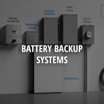 Solar Backup Battery